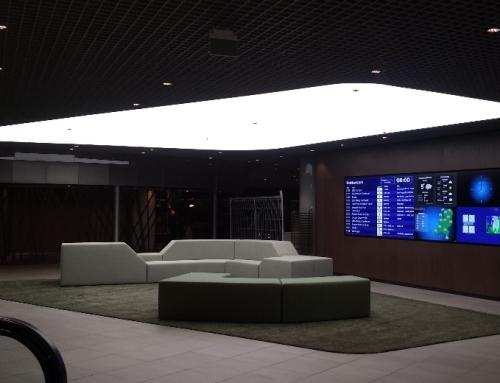 LED Spanplafond