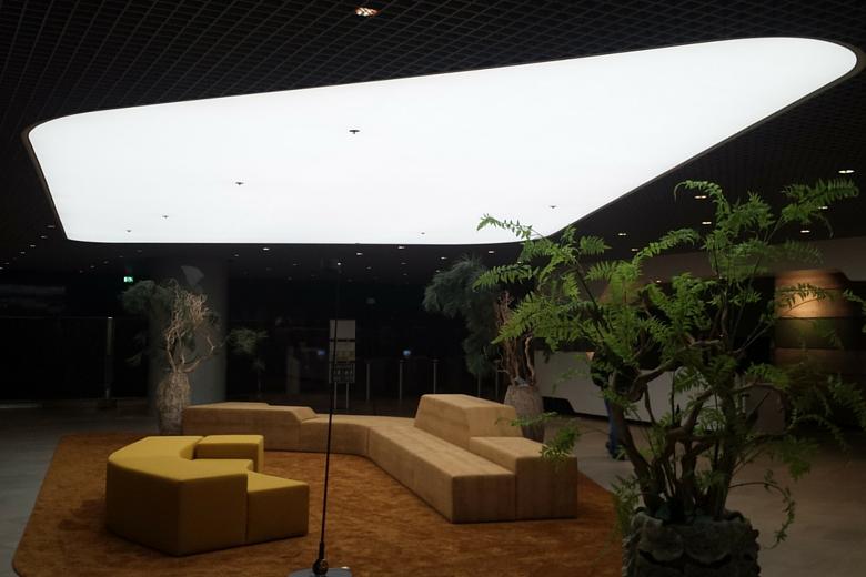 LED Verlichting spanplafond