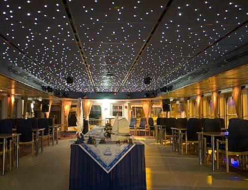 Starry sky restaurant